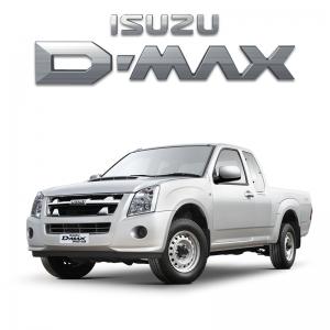 พรมดักฝุ่นไวนิล ชุด Full จำนวน 8 ชิ้น ISUZU D-MAX Space Cab 2005-2012