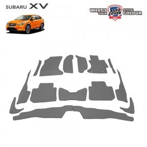 พรมกระดุม Super Save รถ SUBARU XV ปี 2015-2020 ชุด Full (เฉพาะในเก๋ง) จำนวน 14 ชิ้น