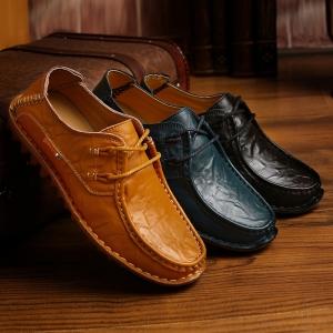 รองเท้าหนังลำลอง MMS2159
