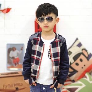 เสื้อแจ็คเก็ตกันลมเด็กชาย C95-37
