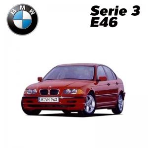 พรมดักฝุ่นไวนิล ชุด Full จำนวน 5 ชิ้น BMW Serie 3 E46