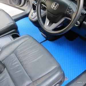 พรมกระดุม Super Save รถ Honda CRV (Gen 3) ปี 2007-2012 ชุด Full (เฉพาะในเก๋ง) จำนวน 4 ชิ้น