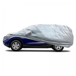 ผ้าคลุมรถเข้ารูป100% รุ่น S-Coat Cover สำหรับรถ HONDA CRV Gen 4 ปี 2013-2017