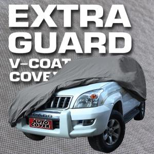 รุ่น Extra Guard V-Coat Cover สำหรับ รถVAN และ SUV