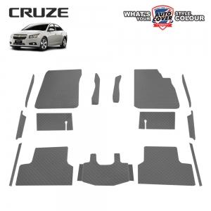 พรมกระดุม Super Save รถ Chevrolet Cruze ปี 2010-2016 ชุด Full จำนวน 16 ชิ้น