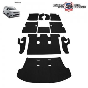พรมกระดุม Super Save รถ TOYOTA INNOVA ปี 2005 - 2015 ชุด All Full จำนวน 11 ชิ้น