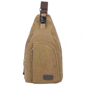 ***พร้อมส่ง*** กระเป๋าแฟชั่น สำหรับสุภาพบุรุษ รหัส MB-0666 (M3-096) สีน้ำตาลใบไหญ่ สไตล์เกาหลี ราคาไม่แพง