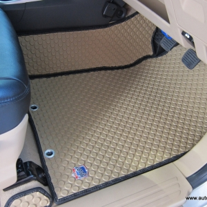 พรมกระดุม Original รถ ISUZU All New D-MAX Space Cab ปี 2013-2018 ชุด Full จำนวน 10 ชิ้น
