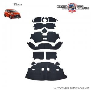 พรมกระดุม Super Save รถ TOYOTA ALL NEW SIENTA 2016-2020 ชุด All Full จำนวน 15 ชิ้น