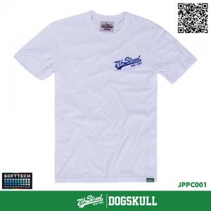 เสื้อยืด 7TH STREET SOFTTECH - รุ่น 7TH STREET| WHITE