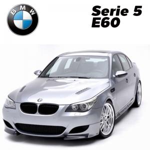 พรมดักฝุ่นไวนิล ชุด Full จำนวน 5 ชิ้น BMW Serie 5 E60