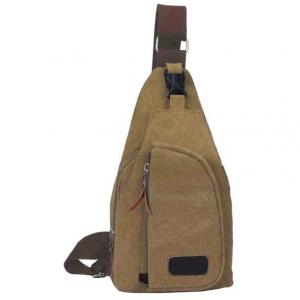 ***พร้อมส่ง*** กระเป๋าแฟชั่น สำหรับสุภาพบุรุษ รหัส MB-0666 (M3-096) สีน้ำตาลใบเล็ก สไตล์เกาหลี ราคาไม่แพง