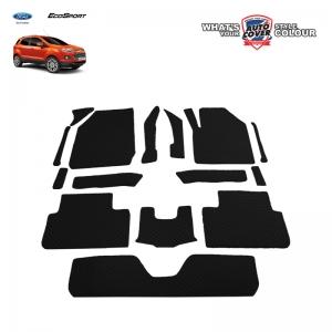 พรมกระดุม Super Save รถ Ford Eco Sport ชุด Full จำนวน 15 ชิ้น