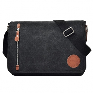 ***พร้อมส่ง*** กระเป๋าผ้าแคนวาส สำหรับสุภาพบุรุษ รหัส MH-7016 (M12-008) สไตล์เกาหลี ราคาไม่แพง