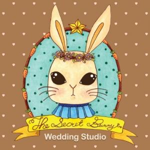 The Secret Bunny Wedding Car's