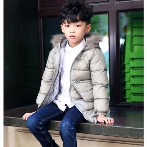 เสื้อโค้ทกันหนาวเด็ก C97-42