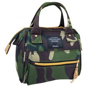 ***พร้อมส่ง*** กระเป๋าแฟชั่นสตรี รหัส CVW-AN02 (C4-023) สีเขียวทหาร สไตล์เกาหลี สำหรับ สุภาพสตรีทันสมัย ราคาไม่แพง