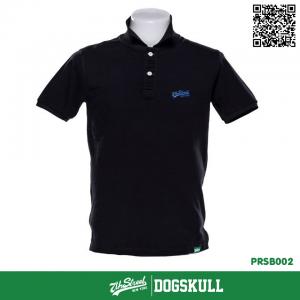 เสื้อโปโล - POLO Shirt รุ่น 7th Street | Black-Blue Label