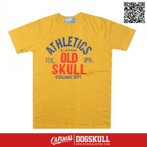 เสื้อยืด OLDSKULL: ULTIMATE #495 | YELLOW