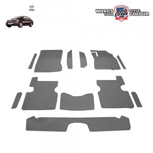 พรมกระดุม Super Save รถ Nissan Teana ปี 2009-2013 ชุด Full จำนวน 12 ชิ้น
