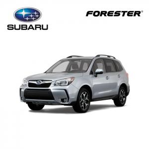 พรมกระดุมแผ่นท้ายสัมภาระ SUBARU FORESTER ปี 2015-2020
