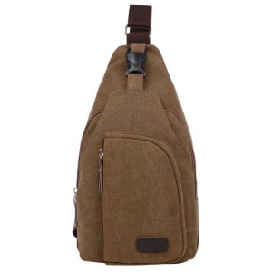 ***พร้อมส่ง*** กระเป๋าแฟชั่น สำหรับสุภาพบุรุษ รหัส MB-0666 (M3-096) สีน้ำตาลเข้มใบไหญ่ สไตล์เกาหลี ราคาไม่แพง