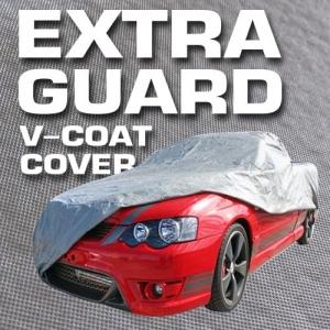 รุ่น Extra Guard V-Coat Cover สำหรับรถกระบะแคป และ 4 ประตู