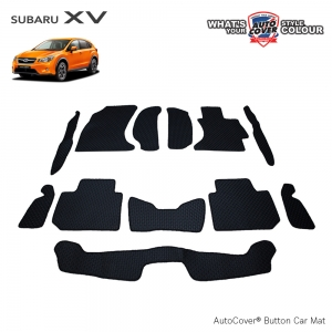 พรมกระดุม Super Save รถ SUBARU XV ปี 2015-2020 ชุด Full (เฉพาะในเก๋ง) จำนวน 12 ชิ้น