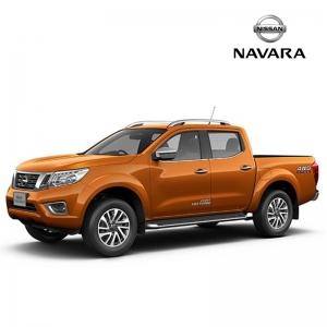 พรมดักฝุ่นไวนิล ชุด Full จำนวน 10 ชิ้น Nissan Navara NP300 Double Cab 4 Door