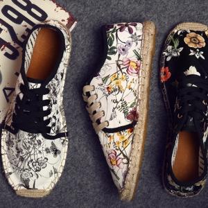 รองเท้าผ้าใบลำลอง