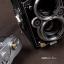 Soft Shutter Release รุ่น Mini 9mm นูนขึ้น สีทอง สำหรับ Fuji X10 X20 X100 XE1 XE2 Leica thumbnail 3