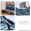 ผ้าห่มพกพา The Stroller Blanket Ah Goo Baby - Vintage in Blue thumbnail 4
