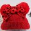 CH115-36 หมวกไหมพรมกันหนาวบุขนนุ่มเพิ่มความอบอุ่น สีสวย สำหรับเด็ก 2-8 ปี พร้อมส่ง thumbnail 2