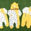 ชุดหมีขายาวแพค 3 ชุด (0/3,3/6,6/9 เดือน) thumbnail 1