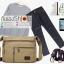 กระเป๋ากล้องสะพายข้างผ้าแคนวาส รุ่น Leisure Canvas thumbnail 9