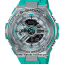 นาฬิกา Casio G-Shock G-STEEL Limited Color GST-410 series รุ่น GST-410-2A สีฟ้าเทอร์ควอย (สีผลิตจำกัดไม่วางขายในไทย) ของแท้ รับประกัน1ปี thumbnail 1
