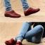 รองเท้าหนังลำลอง MMS2218 thumbnail 14