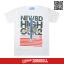 เสื้อยืด OLDSKULL : EXPRESS HD72   WHITE