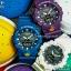 นาฬิกา Casio G-Shock ANALOG-DIGITAL GA-800SC Sporty Color series รุ่น GA-800SC-6A ของแท้ รับประกัน1ปี thumbnail 14
