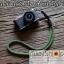 สายคล้องกล้องเชือกถัก แบบกลม รุ่นปลายเชือก ห้อยด้านเดียว 47 cm thumbnail 7