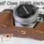 Half Case EM10 Mark 3 ฮาฟเคสกล้องหนัง EM10 Mark III Olympus รุ่นเปิดแบตได้ thumbnail 12
