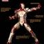 Dragon Iron man 3 Mark XLII (MK42) 1/9 Action Hero Vignette NEW thumbnail 3