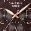 นาฬิกา คาสิโอ Casio SHEEN MULTI-HAND SHE-3058 series รุ่น SHE-3058PGL-5A ของแท้ รับประกัน1ปี thumbnail 3
