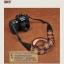 สายกล้องคล้องคอลายสวยๆ cam-in Scott Orange thumbnail 4