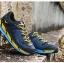 รองเท้าผ้าใบหนังแท้ ยี่ห้อ Merrto รุ่น 8619 สีกรมท่า thumbnail 2