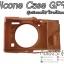 เคสซิลิโคนยาง Panasonic GF10 GF9 Silicone Case Pana GF10 GF9 ตรงรุ่น เปิดแบตได้ thumbnail 17