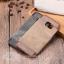 เคสหลังหนังPU+ผ้า Samsung Galaxy S7 และ S7 Edge จาก GAURDEEN [Pre-order] thumbnail 4