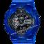 นาฬิกา Casio G-Shock GA-110CR เจลลี่ใส CORAL REEF series รุ่น GA-110CR-2A (เจลลี่สีน้ำทะเล) ของแท้ รับประกัน1ปี thumbnail 1