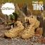 รองเท้าเดินป่า The Tank รุ่น GM Hiking สีมัลติแคม thumbnail 1