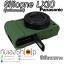 เคสซิลิโคนยาง LX10 Panasonic LX10 Silicone Case รุ่นเปิดแบตได้ thumbnail 3